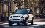 Land Rover Defender exterior