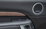 Land Rover Discovery door cards