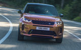 2020 Land Rover Discovery Sport Black Edition