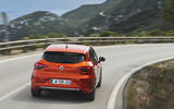 Renault Clio 2019 review rear