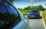 Audi S7 vs Alpina D5 S vs Mercedes-Benz CLS 400d 4Matic