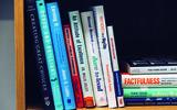 Jim Hackett book collection