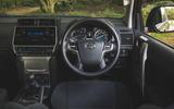 Toyota Land Cruiser long-term 2019 - cabin