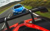 Alpine A110 vs. McLaren Senna