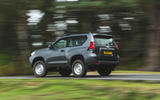 Toyota Land Cruiser long-term 2019 - on the road