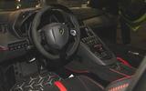 759bhp Lamborghini Aventador SVJ shown in Paris