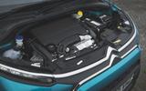2020 Citroen C3 Flair Plus - engine