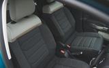 2020 Citroen C3 Flair Plus - front seats