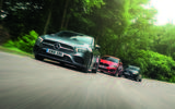 Mercedes-Benz A-Class vs Audi A3 vs BMW 1 Series