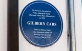 Gilbern factory