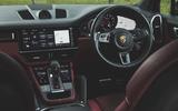 Porsche Cayenne Turbo vs Range Rover Sport SVR
