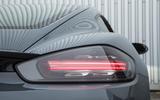 Porsche 718 Cayman rear lights