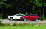 Alfa Romeo Stelvio vs Jaguar F-Pace