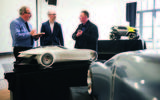 Autocar visits the Royal Academy of Art