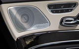Mercedes-Benz S-Class - speaker