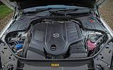 Mercedes-Benz S-Class - engine