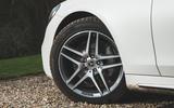 Mercedes-Benz S-Class - wheel