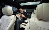 Mercedes-Benz S-Class - passenger