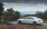 Mercedes-Benz S-Class - rear
