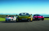 Britain's Best Driver's Car - the final three