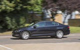 Volkswagen Passat  side profile