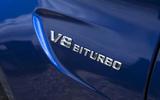 Mercedes-AMG C 63 S Coupé badging