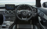 Mercedes-AMG C 63 S dashboard