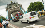 London ULEZ - tower bridge