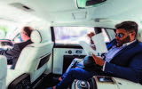 Confessions of a novice chauffeur