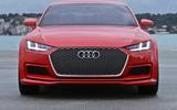 Audi five-door TT concept