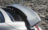 Porsche 911 Carrera rear wing