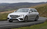Mercedes E350 d Estate AMG Line