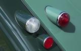 Morgan 80th Anniversary 4/4 rear lights