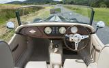 Morgan 80th Anniversary 4/4 interior