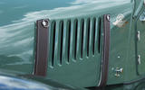 Morgan 80th Anniversary 4/4 engine straps