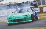 Goodwood festival of speed 2018 - dorifto
