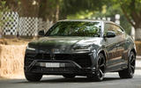 Lamborghini Urus at Goodwood: 641bhp SUV shown in action