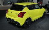 Suzuki Swift Sport on sale from June with £16,499 launch price