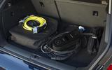 Audi A3 Sportback e-tron boot