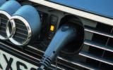 Audi A3 Sportback e-tron charging