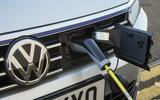 Volkswagen Passat GTE Estate charging