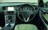 Volvo V60 D5 Twin Engine SE Nav interior