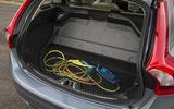 Volvo V60 D5 Twin Engine SE Nav boot