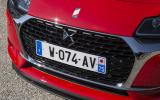 DS 3 Performance front grille