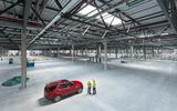 Land Rover's new factory in Slovakia