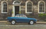 1974 Lancia Fulvia 3 1.3S side