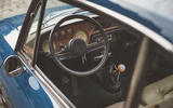 1974 Lancia Fulvia 3 1.3S cabin