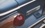 1974 Lancia Fulvia 3 1.3S rear lights