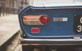 1974 Lancia Fulvia 3 1.3S rear end