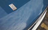 1974 Lancia Fulvia 3 1.3S badge